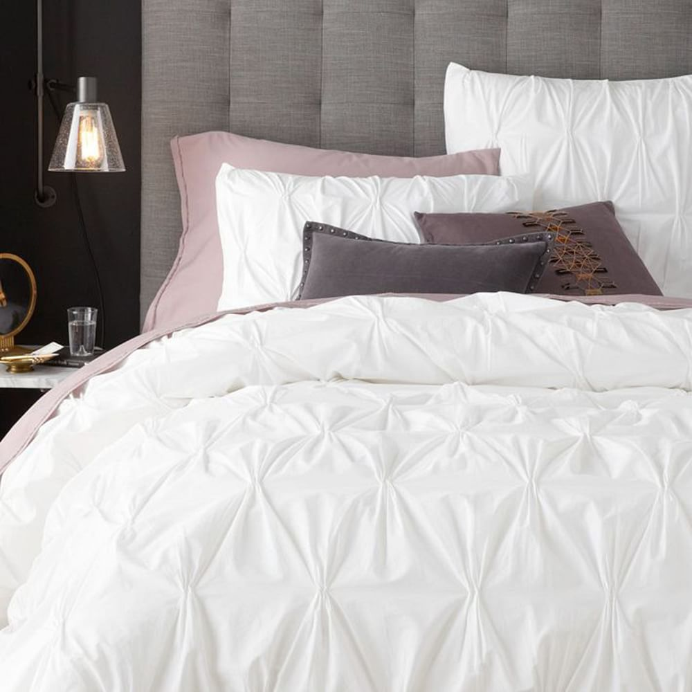 Our organic duvet covers envelop a lush variety of cotton, jersey, flannel, sateen, linen and more. Find organic duvet covers for any season.