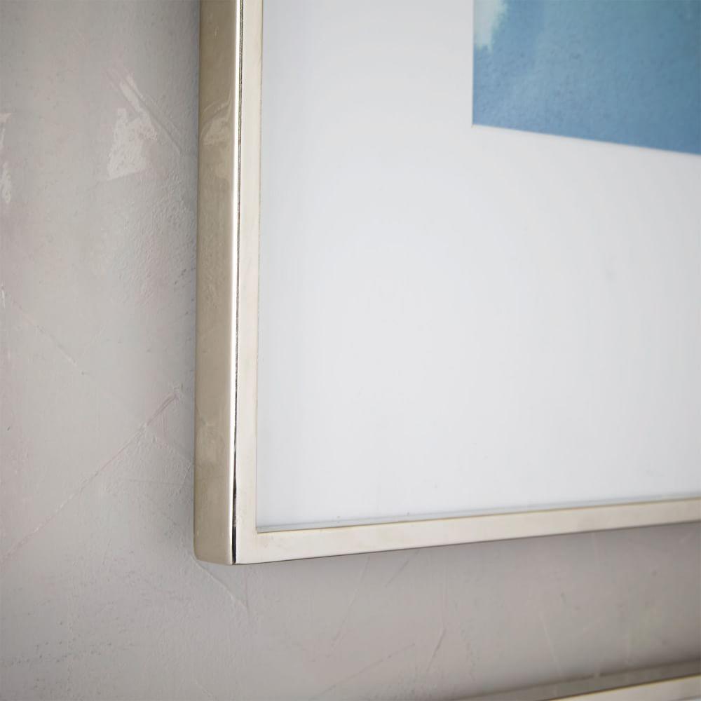 Gallery Frames - Polished Nickel