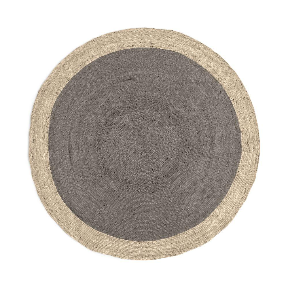 awesome metallic best target seagrass rug photos and milano home round of jute silver natural improvement