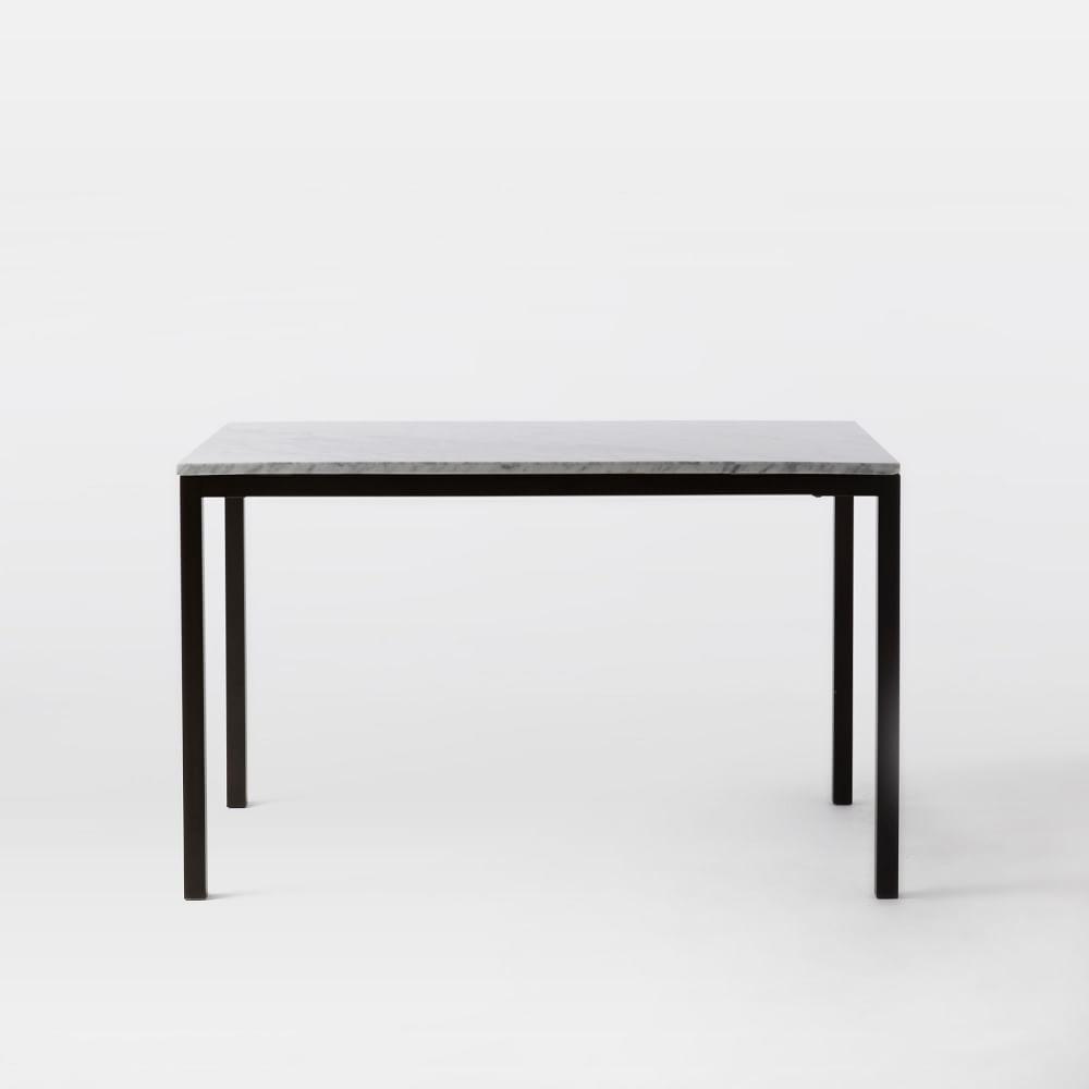 Box Frame Dining Table Marble west elm AU