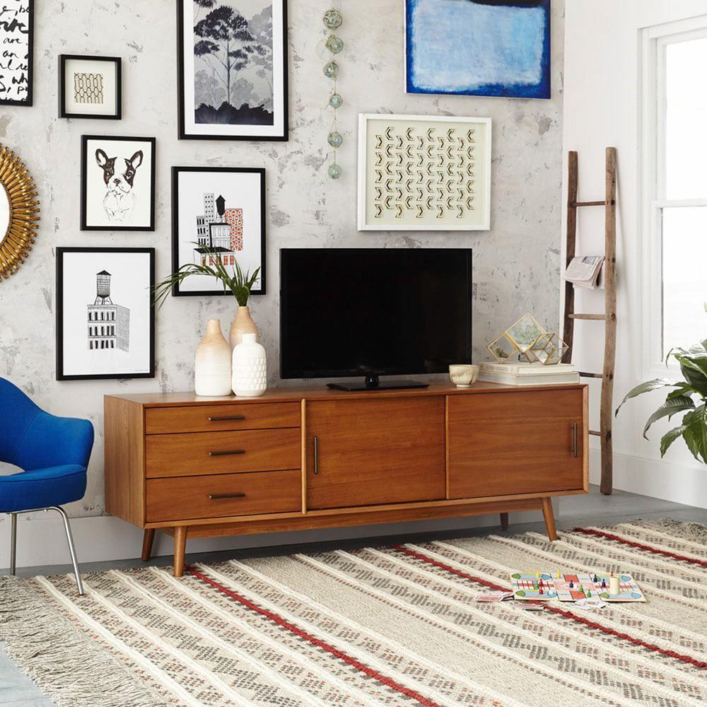 Mid Century Living Room Furniture west elm AU