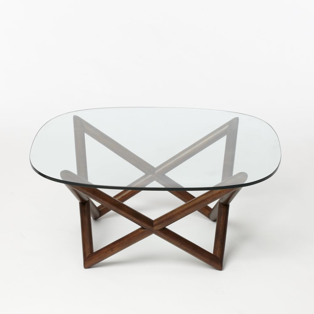 Wooden Spindle Table ~ Spindle coffee table