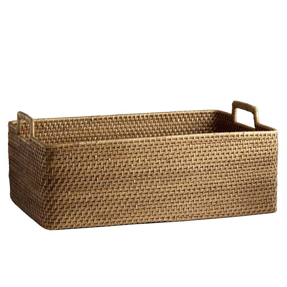 Modern Weave Harvest Baskets west elm AU