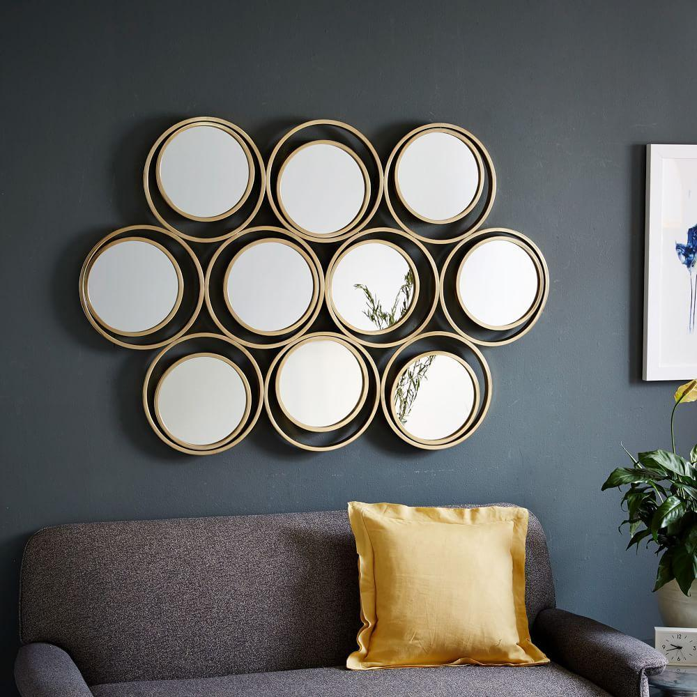 Multi Circle Mirror West Elm Australia
