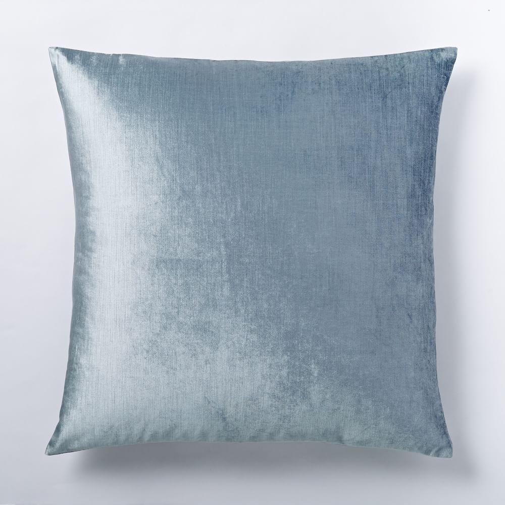 Washed Cotton Lustre Velvet Quilt Cover Pillowcases
