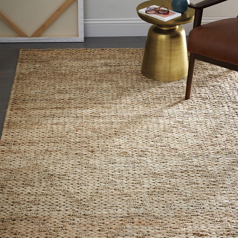 barley twist jute rug natural west elm au. Black Bedroom Furniture Sets. Home Design Ideas