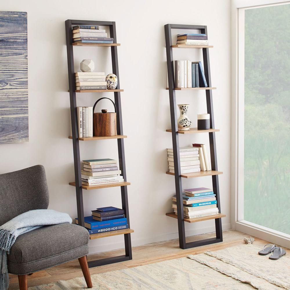 Ladder Shelving Narrow West Elm AU