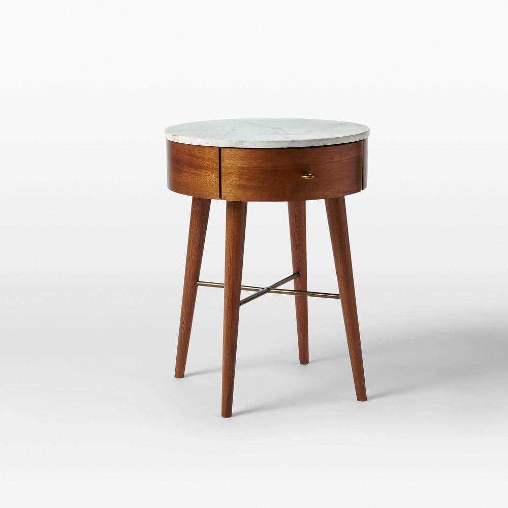 penelope bedside table west elm australia. Black Bedroom Furniture Sets. Home Design Ideas