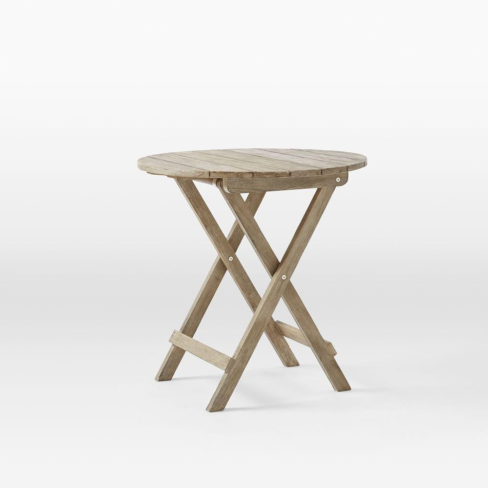 folding bistro table west elm au with jardine folding bistro table