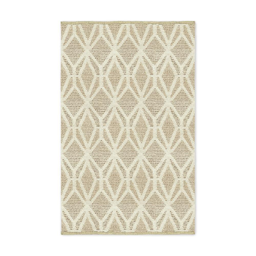 Vienna Wool Dhurrie: Patterned Rugs