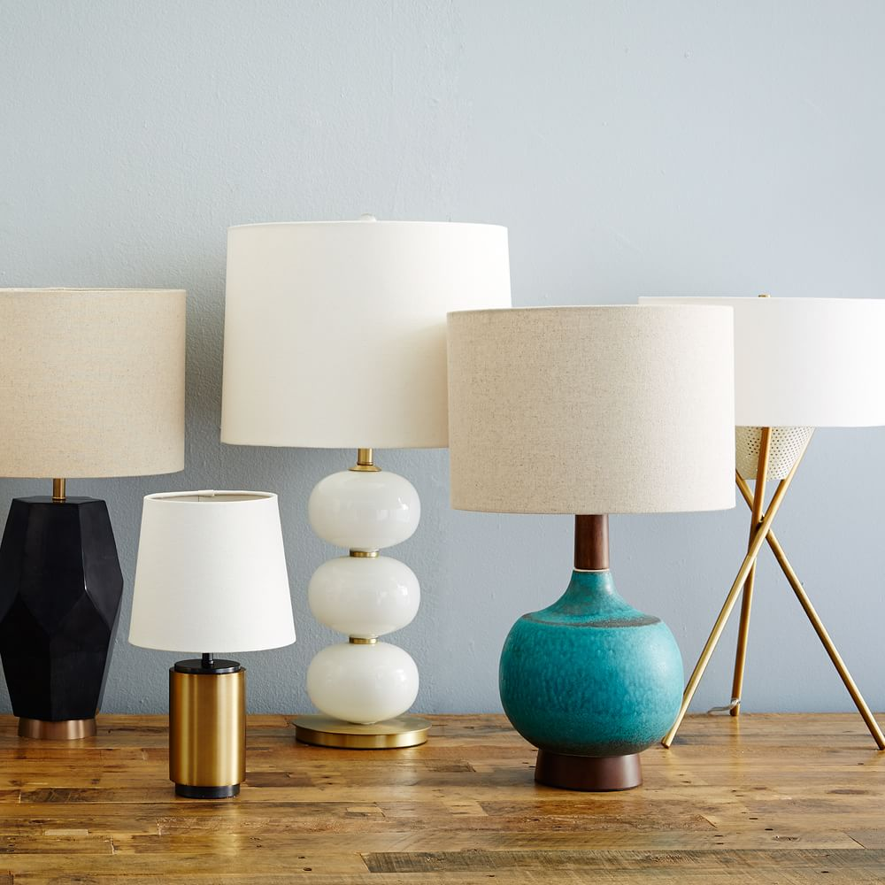 Modernist Table Lamp West Elm Australia