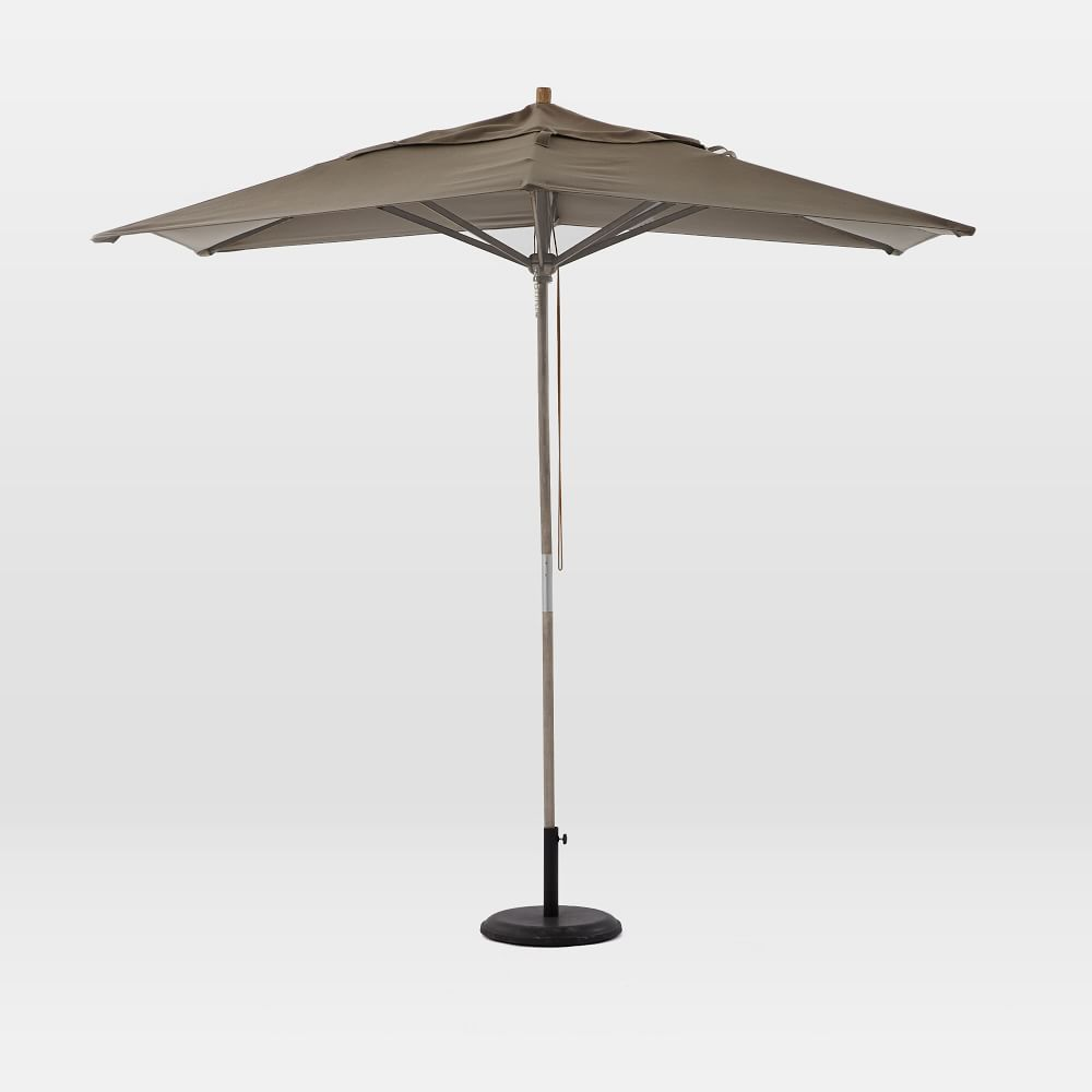 Rectangle Umbrella - Steel