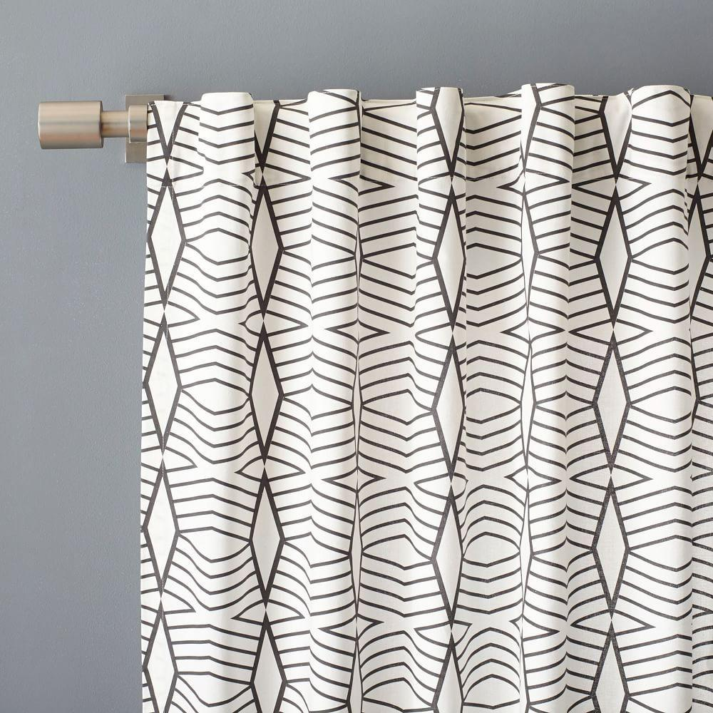 Curtains Amp Curtain Rods West Elm Au
