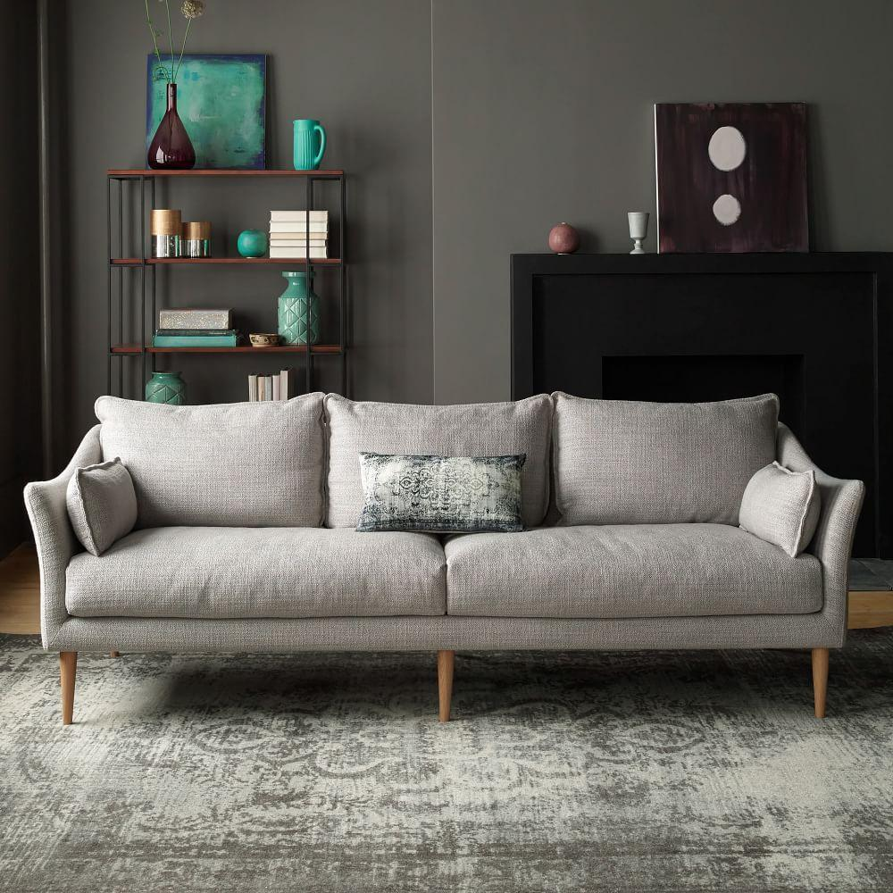 Antwerp Sofa 226 Cm West Elm Australia