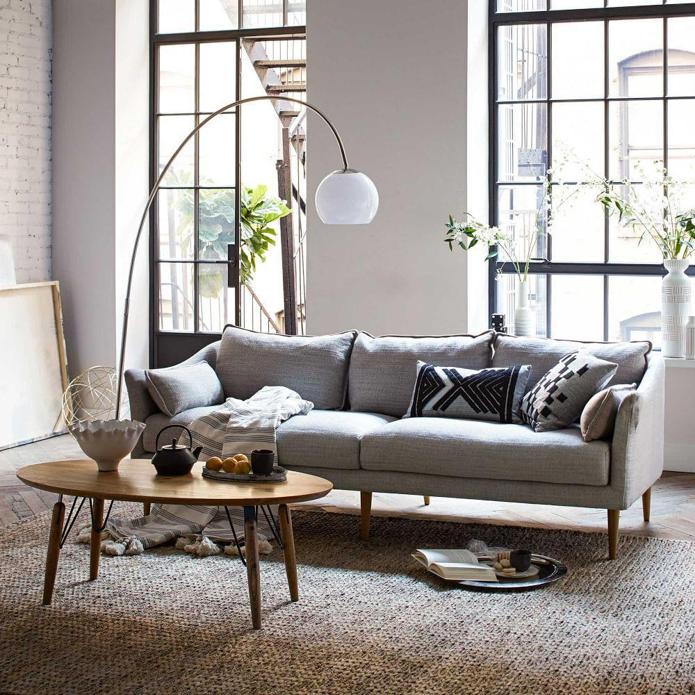 Furniture West Elm: Antwerp Sofa (226 Cm)