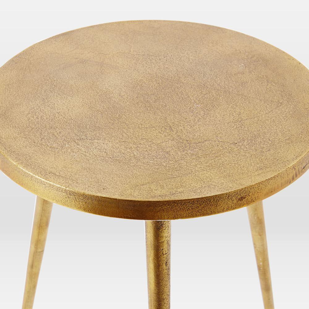 Tripod Side Table West Elm Australia - West elm tripod side table