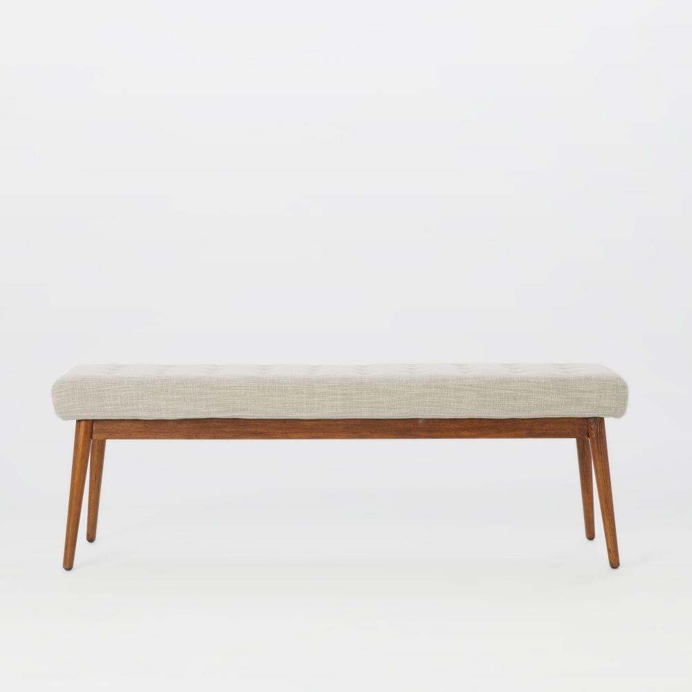 Tufted Dining Bench West Elm Au
