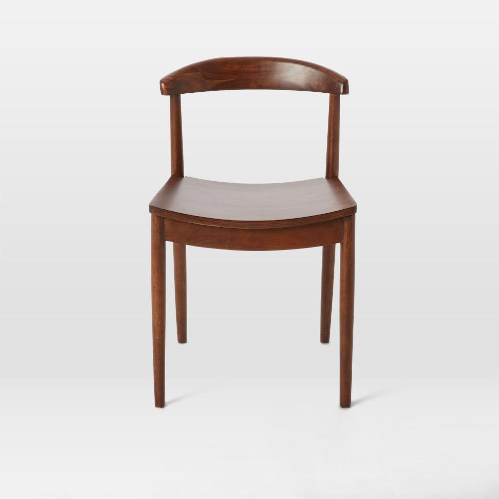 Lena Mid Century Dining Chair West Elm Au