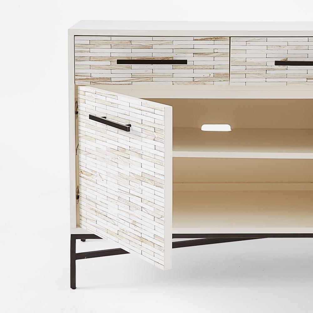 Furniture / Buffets   Storage / Wood Tiled Buffet. Full resolution  picture, nominally Width 1200 Height 1200 pixels, picture with #826749.