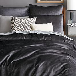 Velvet Bed Linen West Elm Au