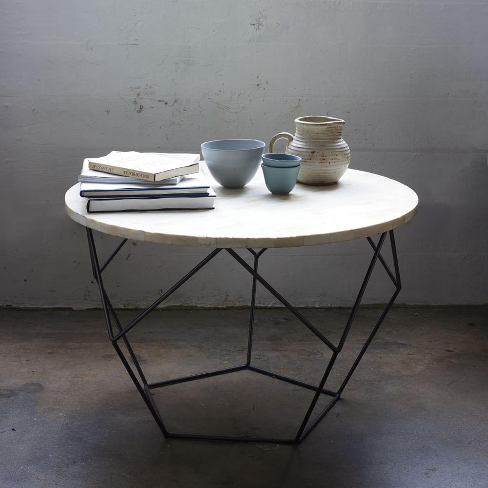 West Elm Origami Side Table