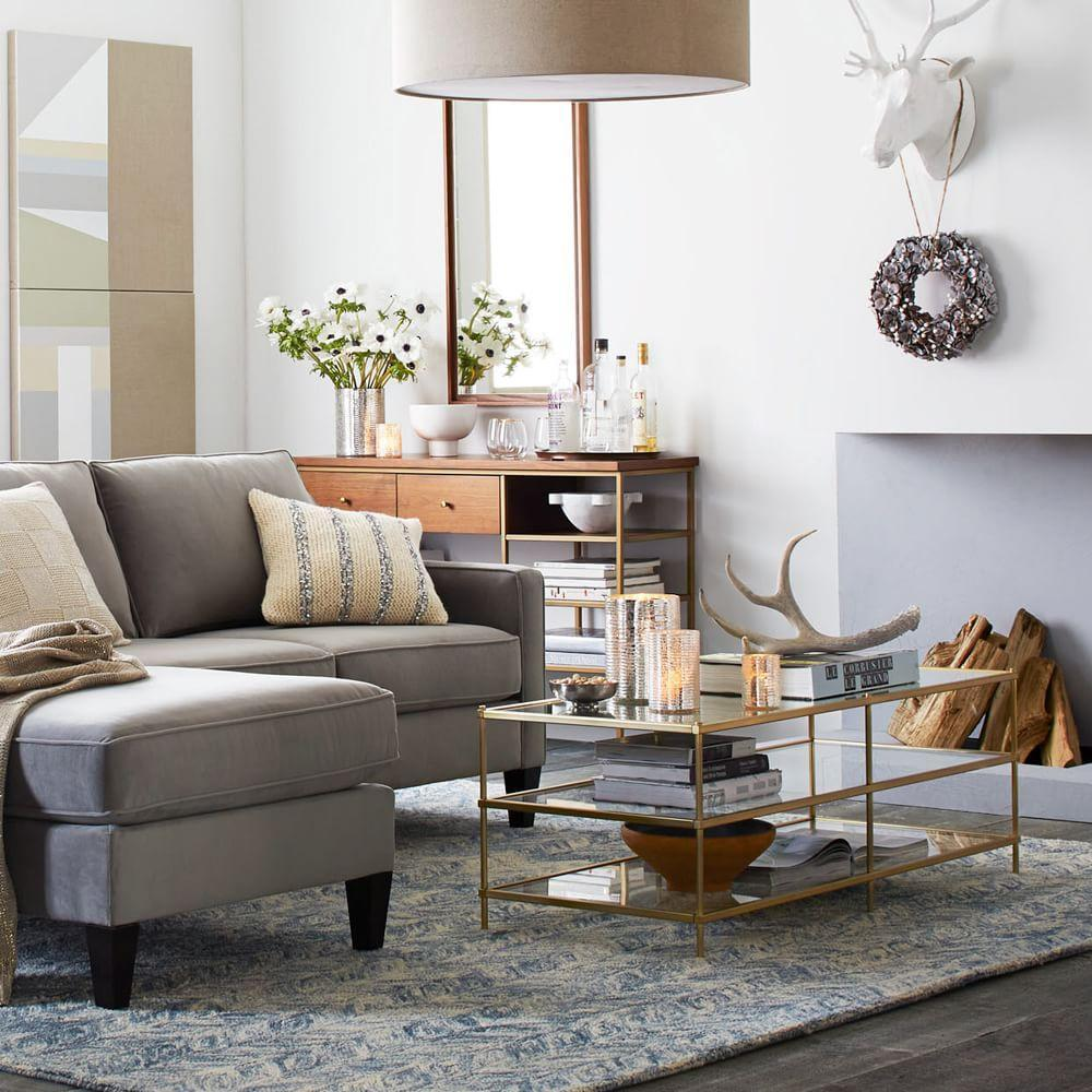 Terrace Coffee Table West Elm Australia