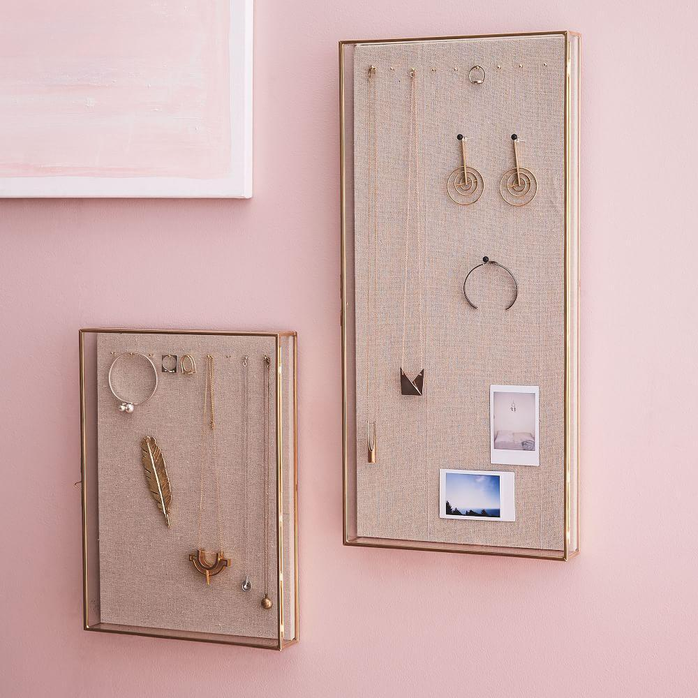 Terrace Glass Wall Mounted Shadow Boxes West Elm Australia