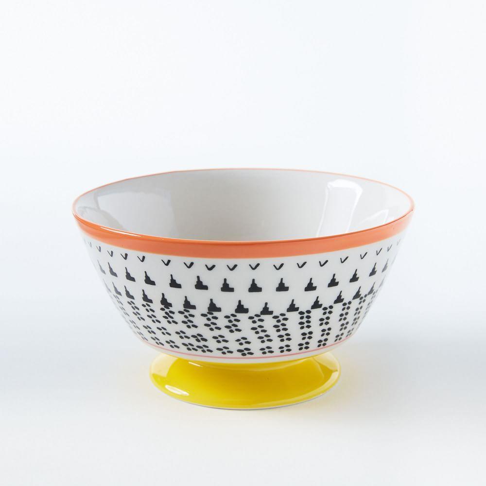 fair isle cafe au lait bowls west elm au. Black Bedroom Furniture Sets. Home Design Ideas