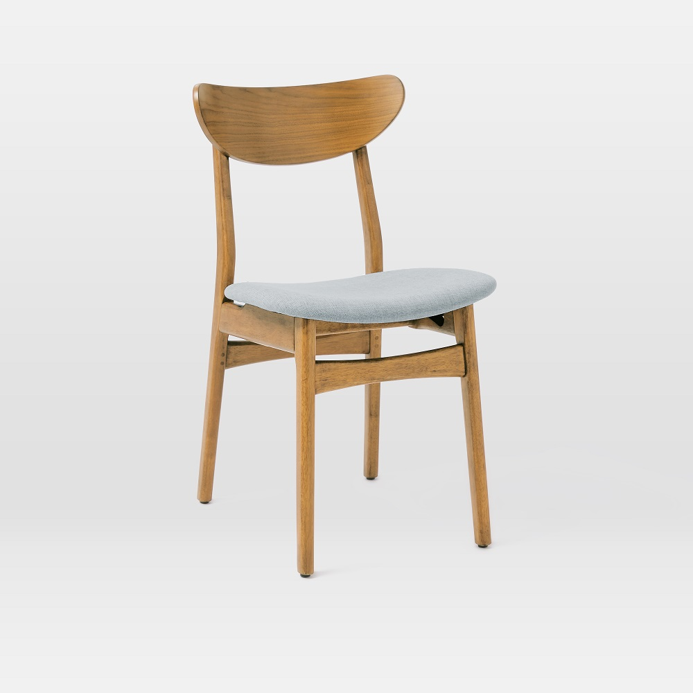 Classic cafe dining chair oak west elm au for Classic dining tables and chairs