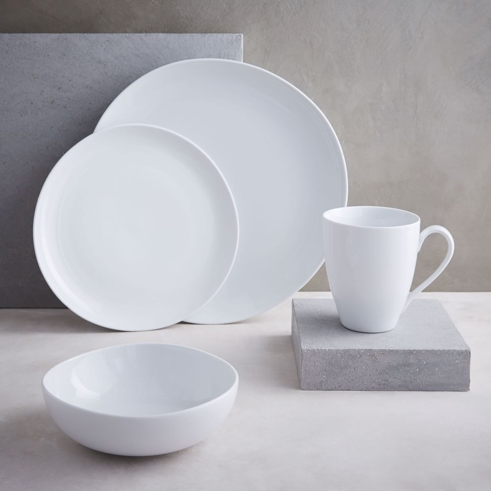 Organic Shaped Dinnerware West Elm Australia