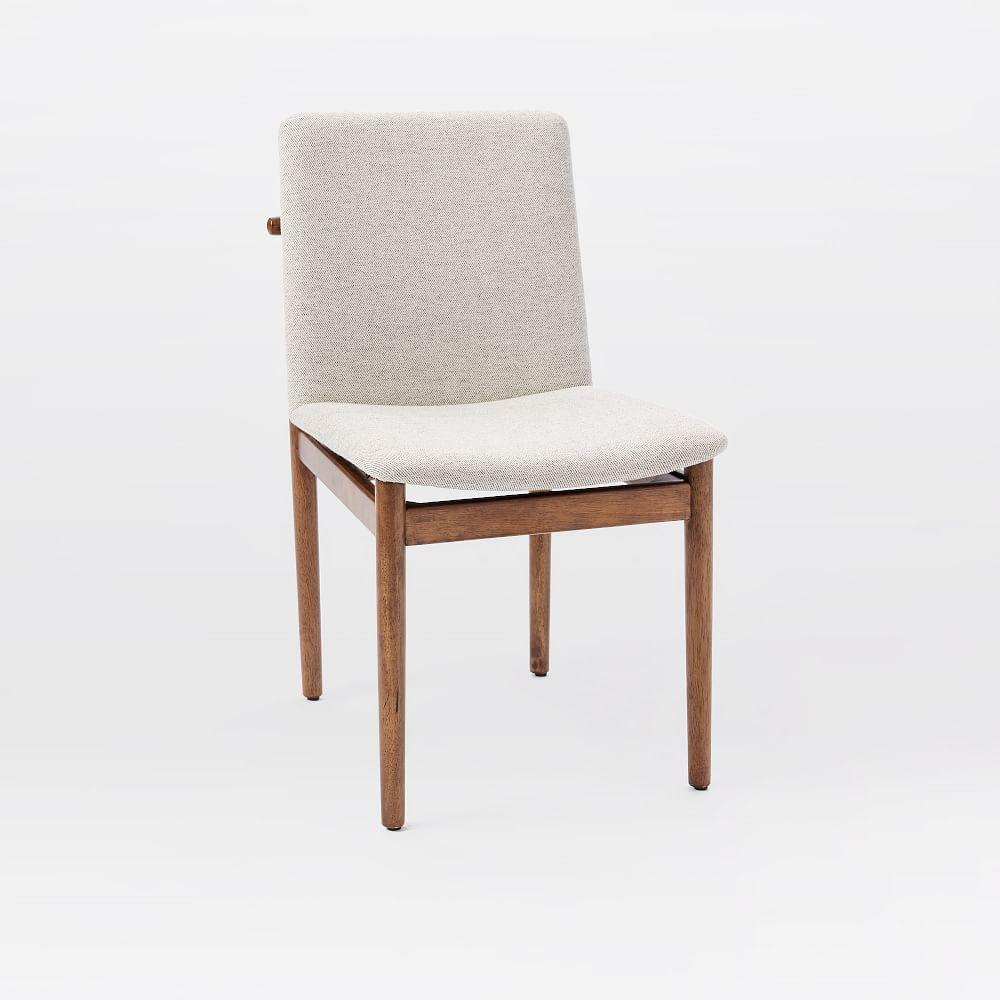 Framework Upholstered Dining Chair West Elm Au