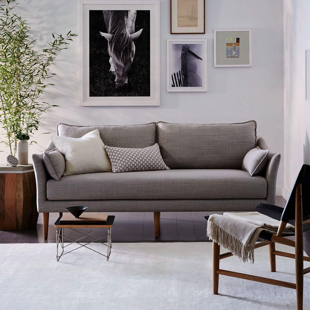 Frost Grey (Yarn Dyed Linen