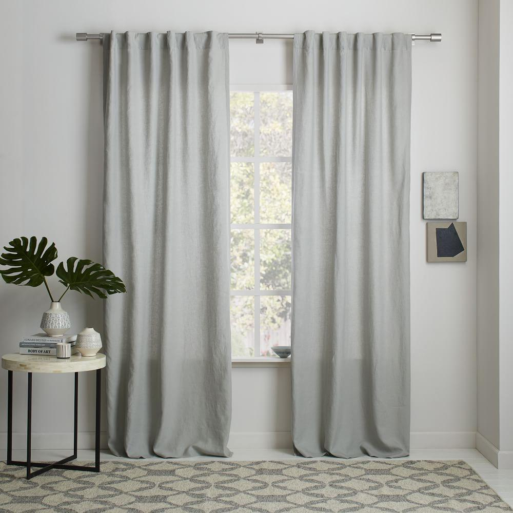 products barts stbarts shade curtains decoration light striped stripe whitemix st mix interior premium rough curtain linen