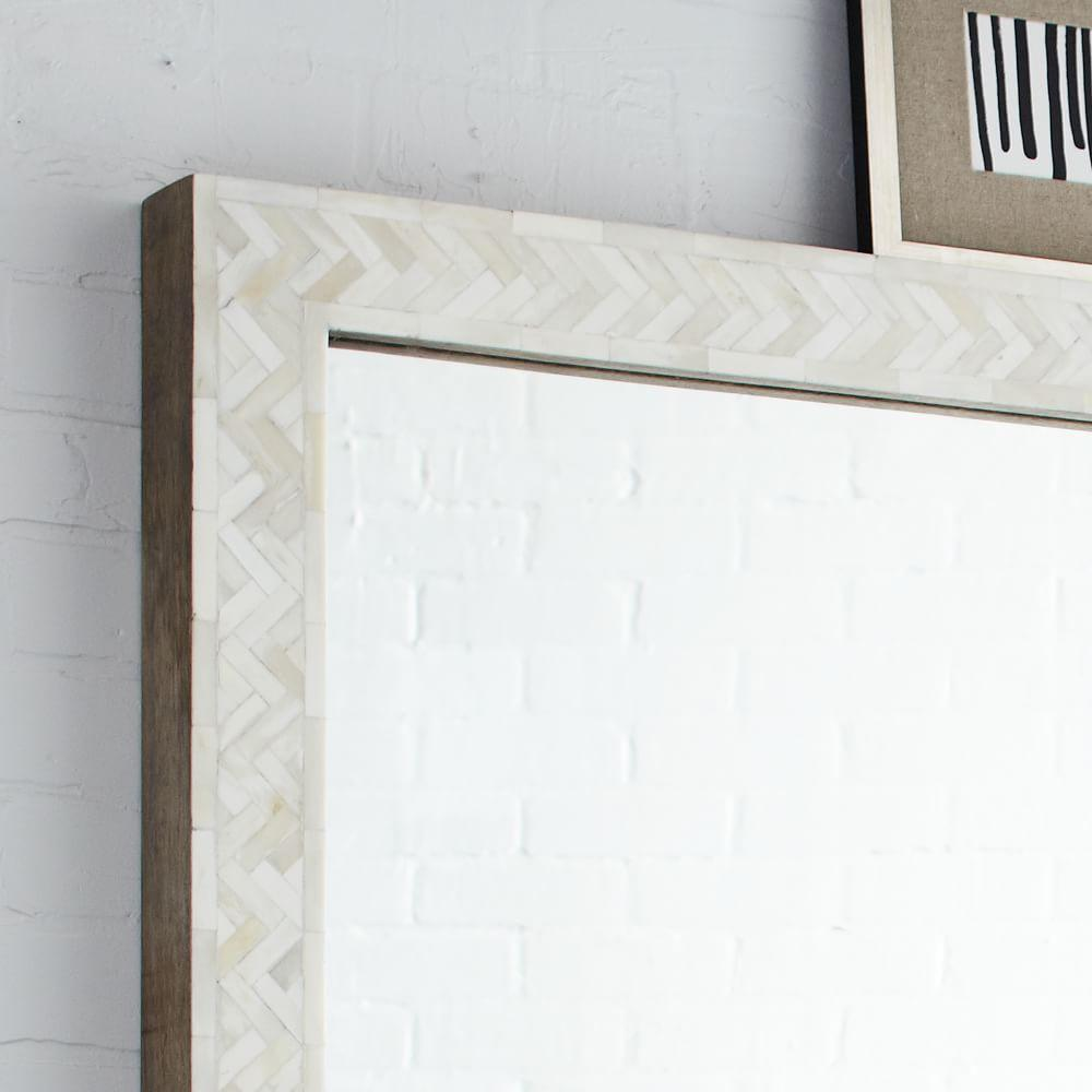 Parsons large wall mirror bone inlay west elm au parsons large wall mirror bone inlay amipublicfo Choice Image