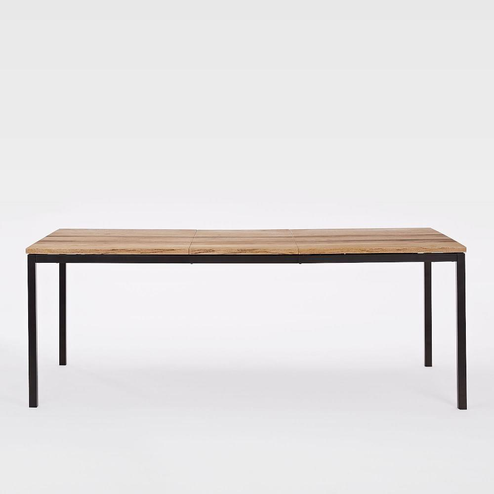 Box Frame Expandable Dining Table | west elm Australia