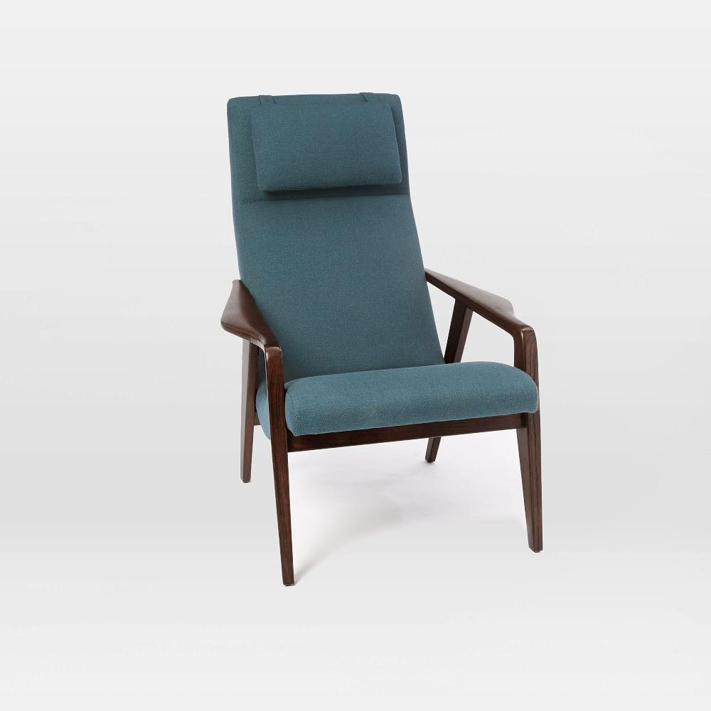 contour midcentury chair  west elm au - contour midcentury chair