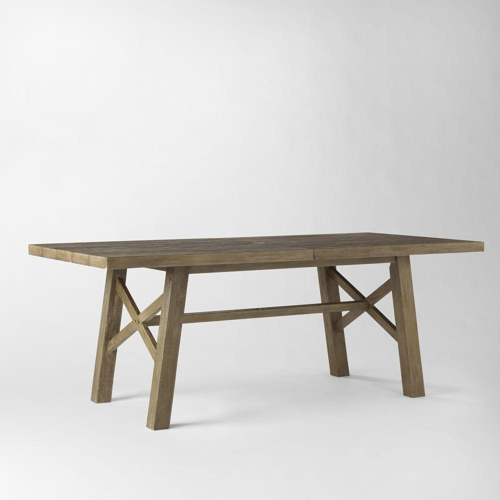 Jardine outdoor expandable dining table jardine outdoor expandable dining table