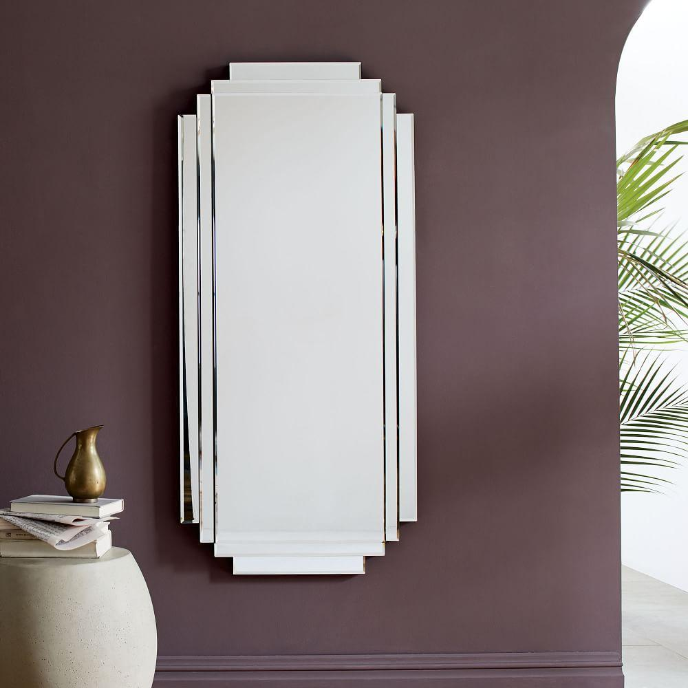 Stepped wall mirror west elm au stepped wall mirror stepped wall mirror amipublicfo Choice Image