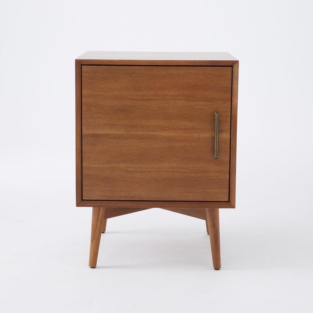 Mid Century Side Tables - Acorn