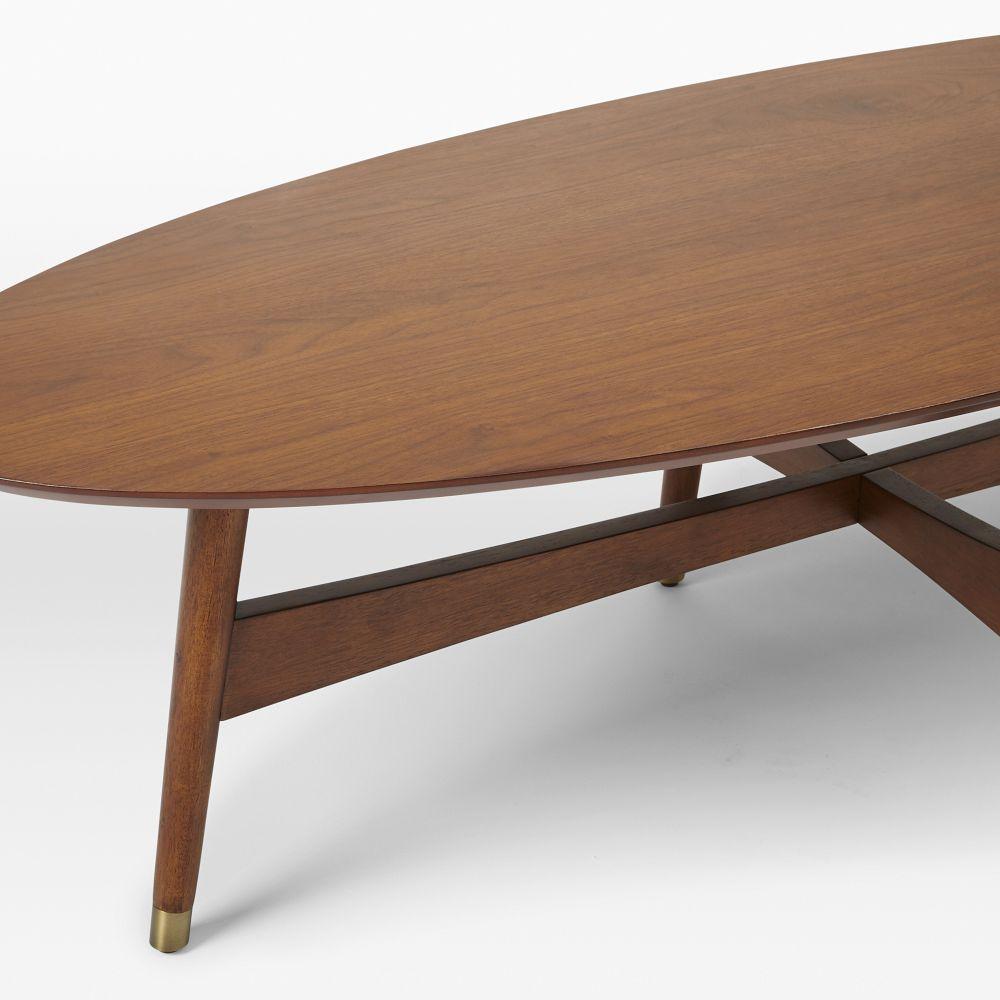 Reeve Mid-Century Coffee Table