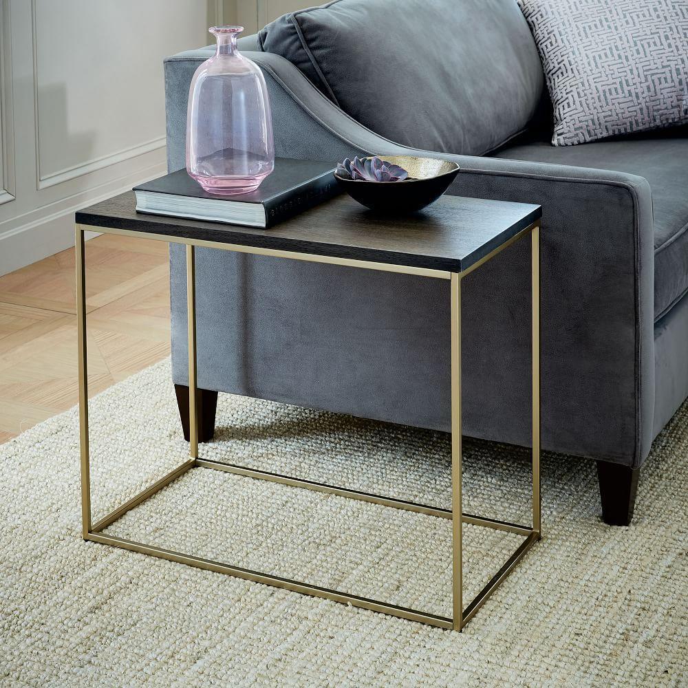 Streamline Narrow Side Table; Streamline Narrow Side Table ...