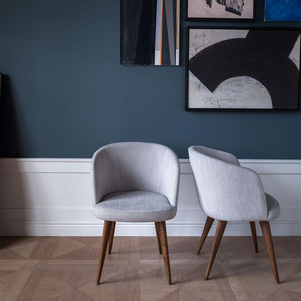 Abrazo Dining Chair West Elm Australia