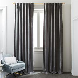 Solid Curtains