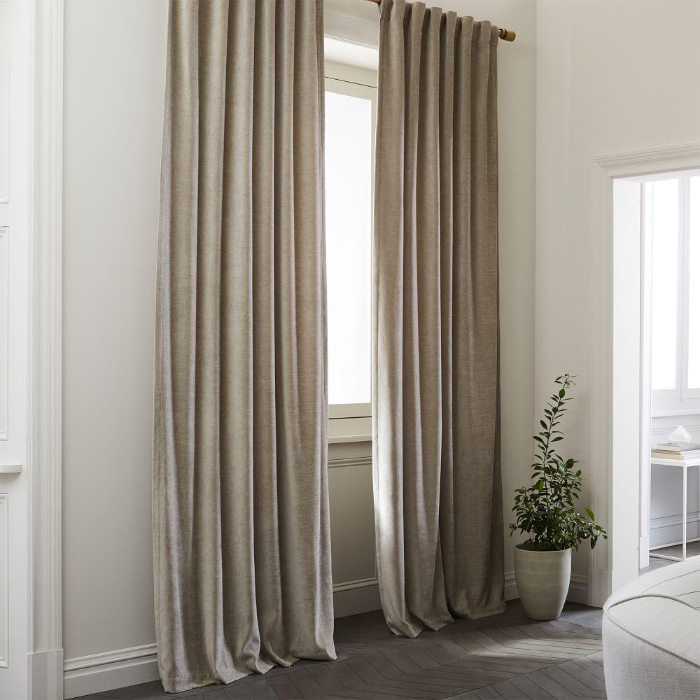 linen curtains faux dhgate room window made velvet blackout from color shade curtain juyingmedia bedroom solid living product custom thicker