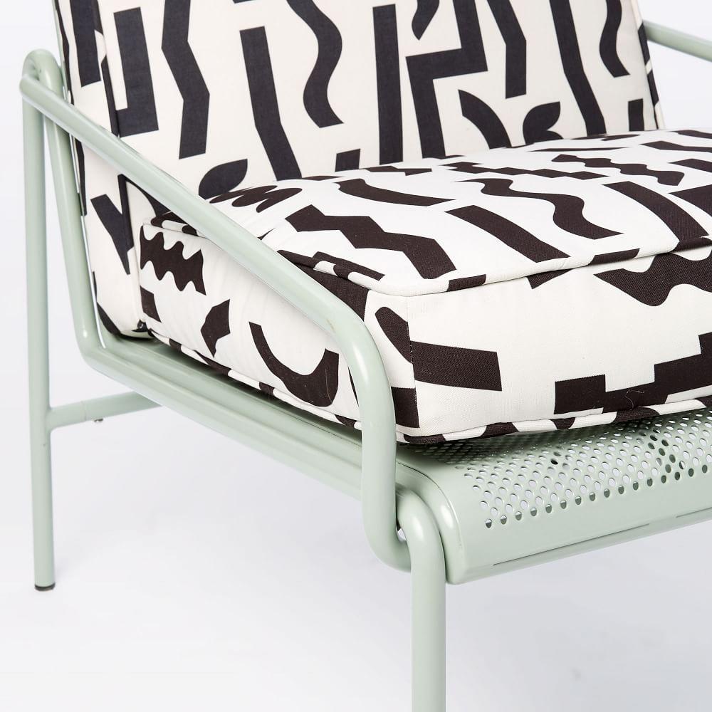 eric trine dusen dusen outdoor lounge chair west elm australia