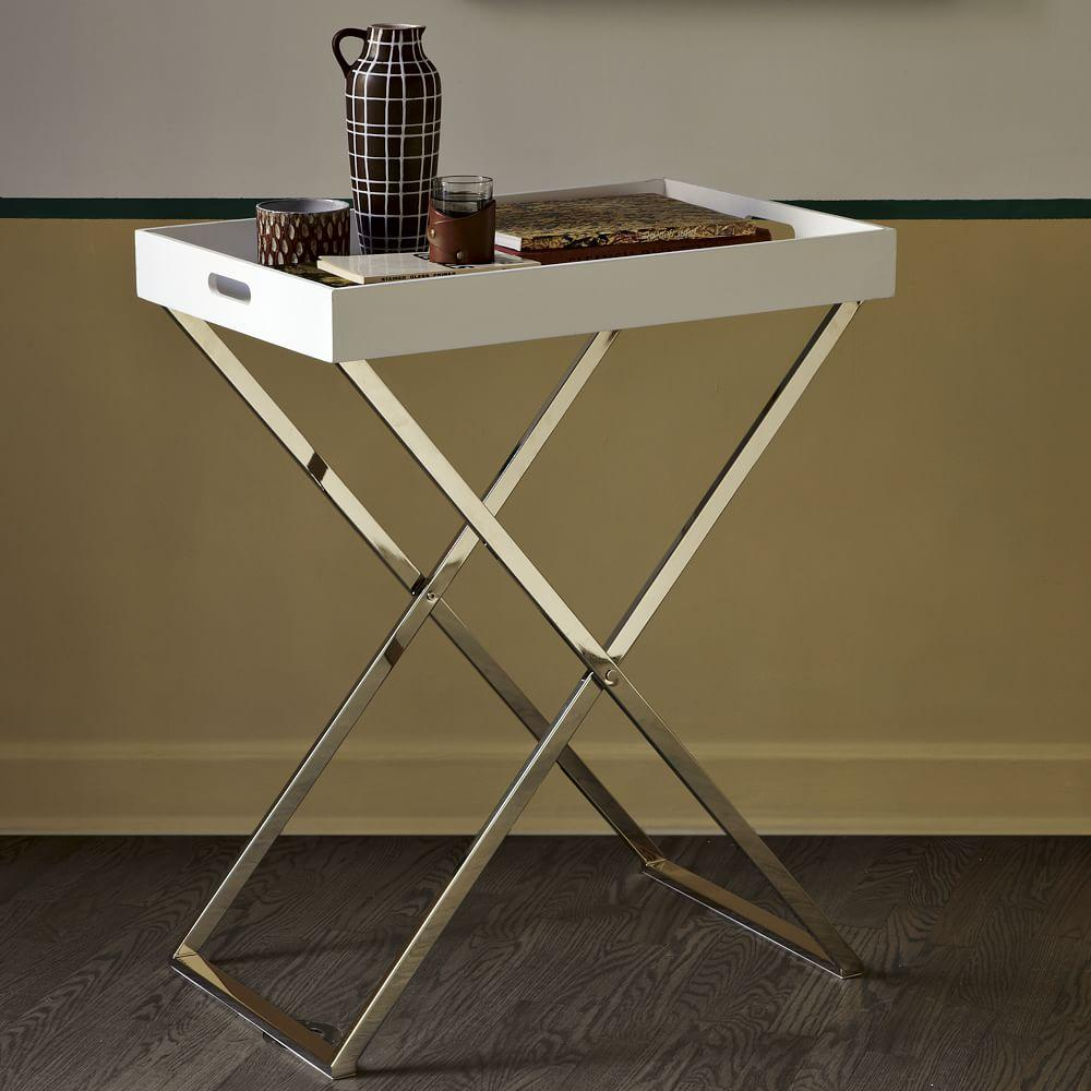 Tall Butler Tray Stand West Elm Australia