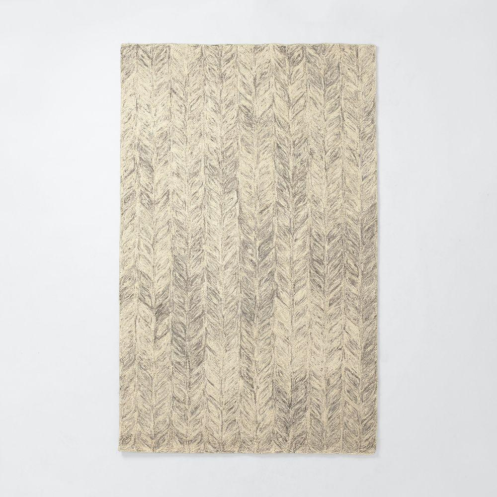 Vines Wool Rug West Elm Au