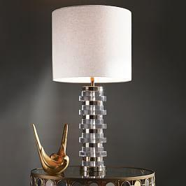 Sphere Stem Table Lamp West Elm Australia