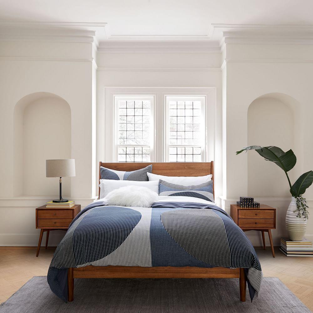 mid century bedroom. Mid Century Bed  Acorn west elm AU