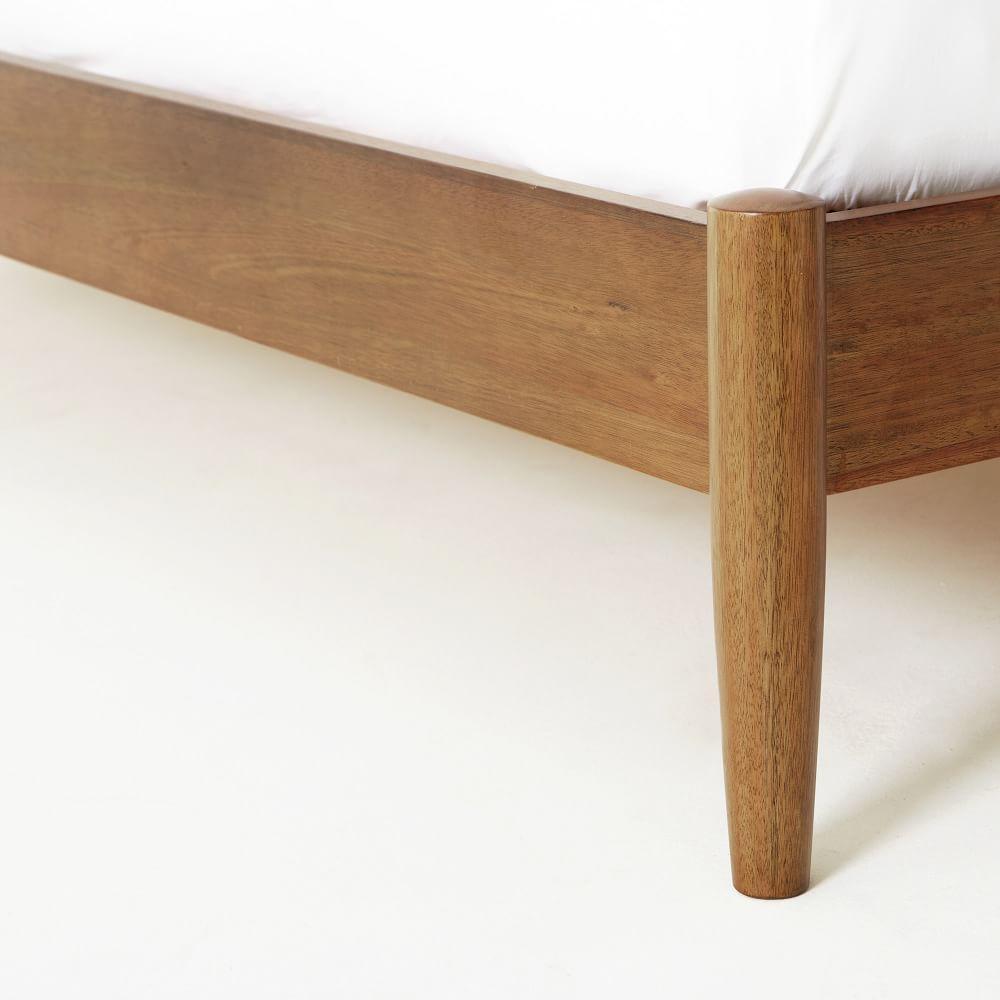 Mid-Century Bed - Acorn